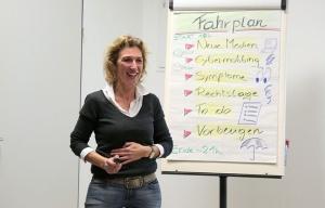 Expertin Sabine Buchner